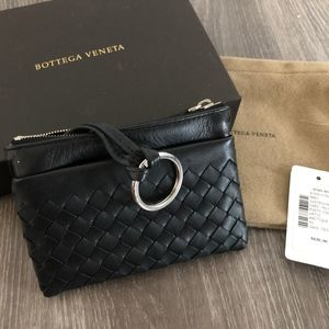 Bottega Veneta key pouch